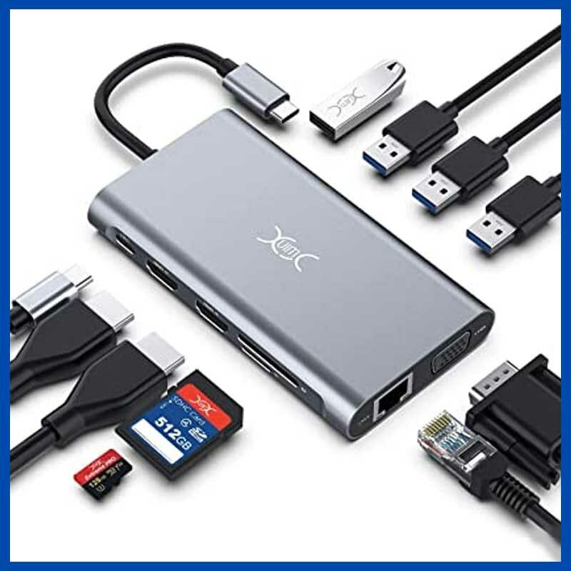 YXwin USB-C Hub