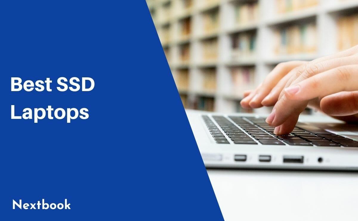best SSD laptop guide